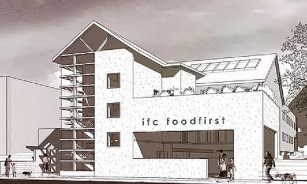 IFC Submits Rezoning Request for Community Kitchen