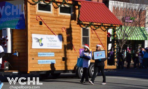 Chapel Hill – Carrboro Holiday Parade