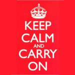 One on One: Keep Calm and Carry On