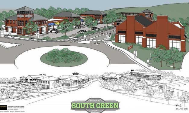 Local Tenants Sign Up for South Green in Carrboro