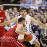 Luke Maye and Justin Jackson Spark Berry-less Tar Heels Past Davidson