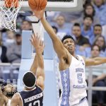 Start Time Announced for Saturday's UNC-NC State Men's Basketball Showdown
