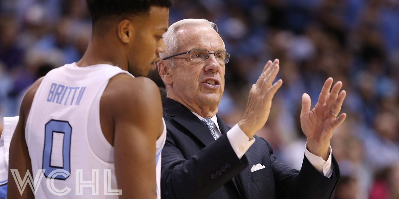 UNC Drops to No. 9 in AP Men's Basketball Top 25
