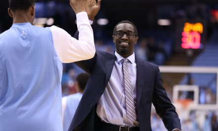 Theo Pinson Speaks With Media For First Time Since Breaking His Foot