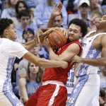 UNC Slips to No. 7 in AP Men's Basketball Top 25