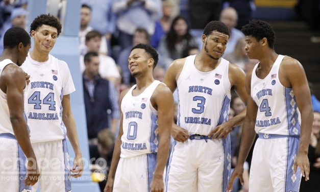 Tar Heels Hold Steady at No. 7 in AP Men's Basketball Top 25