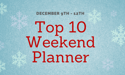 "Weekend ""Top Ten"" Planner"
