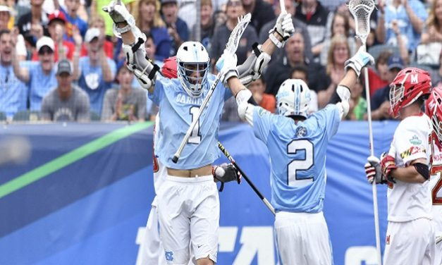 Inside Lacrosse Ranks UNC Men at No. 2 in Preseason Top 20