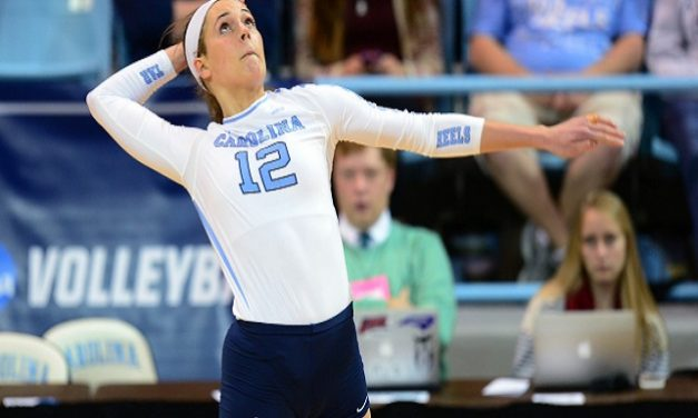 NCAA Volleyball Tournament: No. 7 UNC Sweeps High Point in First Round