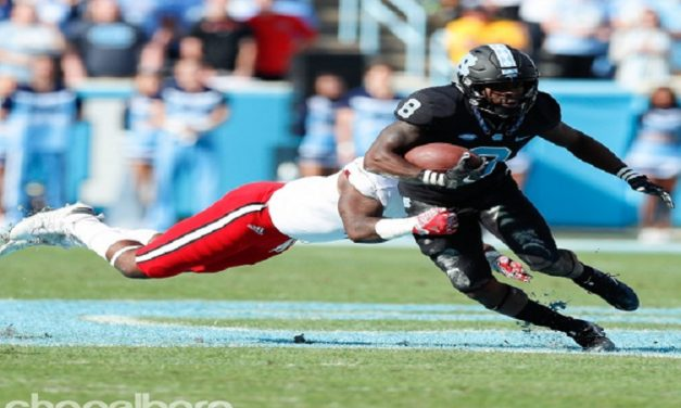 UNC Football Has Four Players Named to AP All-ACC Second Team