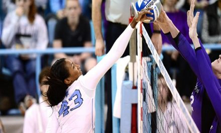 UCLA Sends UNC Volleyball Packing With 3-1 NCAA Tournament Victory