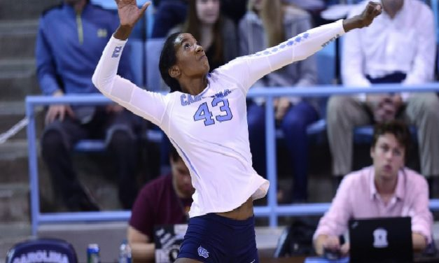 UNC Opens NCAA Volleyball Tournament on Friday Against High Point