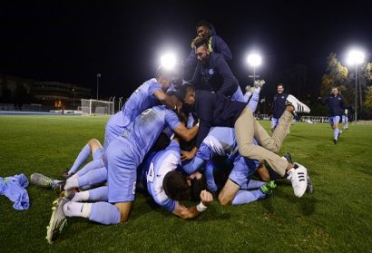 Murphy's Overtime Game-Winner Sends UNC Men's Soccer to Final Four