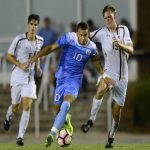 UNC Men's Soccer One Win Away From Final Four