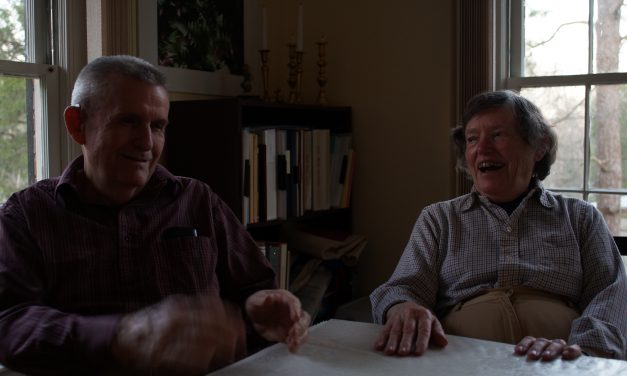 Humans of Chapelboro: George and Ruth Ann Groh
