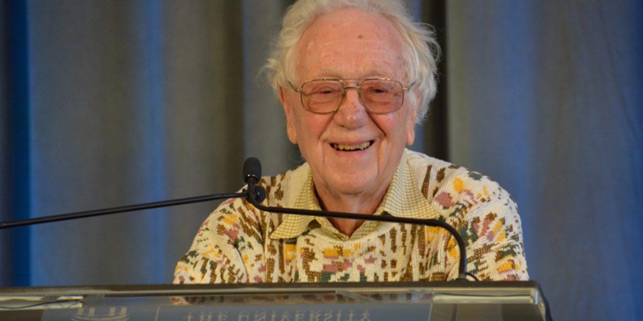 UNC Nobel Laureate Oliver Smithies Dies at 91