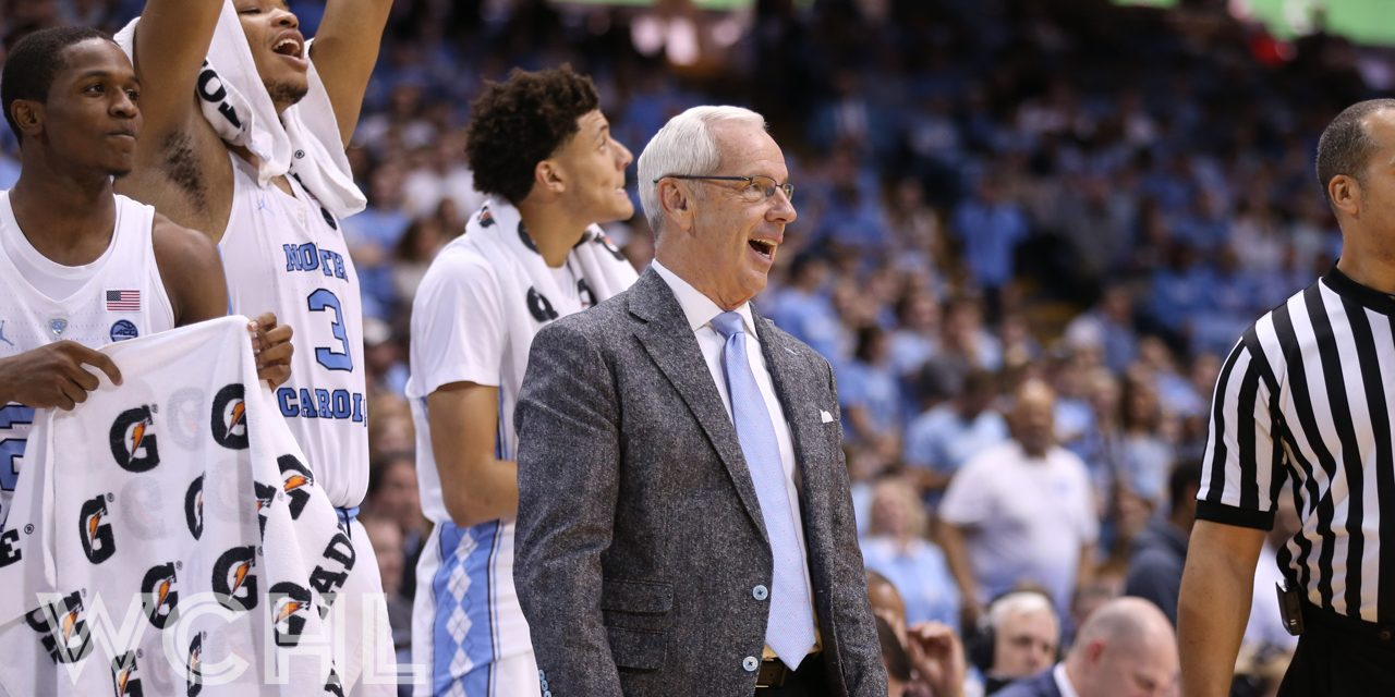 UNC Rises to No. 11 in AP Poll Following Historic Beatdown