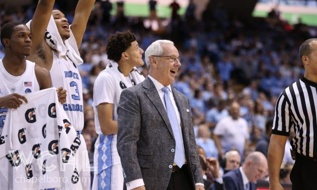 Dakota's Notebook: Is Roy Williams Early To The Grad Transfer Revolution?