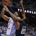 Kennedy Meeks, Isaiah Hicks Sign NBA Contracts After Going Undrafted