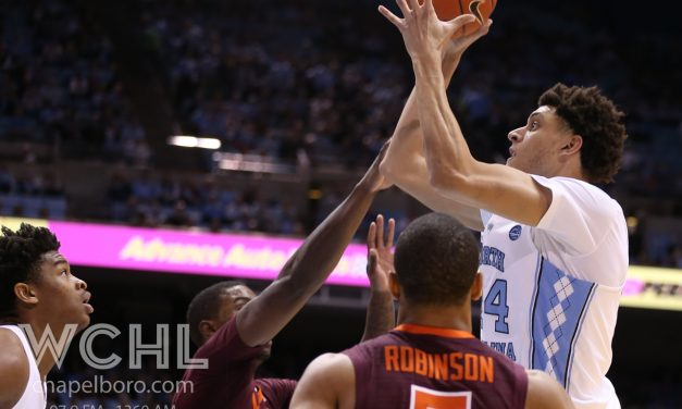Naismith Award Includes Justin Jackson in Top 10 Semifinalists
