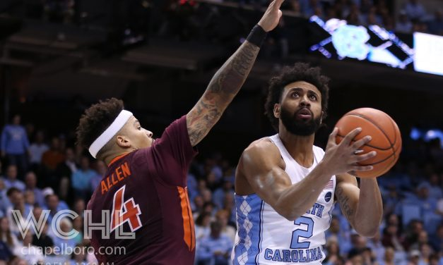 No. 9 UNC Displays All-Around Dominance in Win Over Virginia Tech
