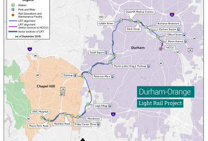 Orange County Passes Two Light Rail Agreements As Project Moves Forward