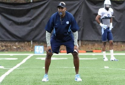 UNC Defensive Backs Coach Charlton Warren to Take Same Position at Tennessee