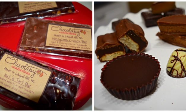 Made in NC: Chocolatay Confections