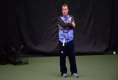 Sam Paul Sets Record for Most Coaching Wins in UNC Men's Tennis History