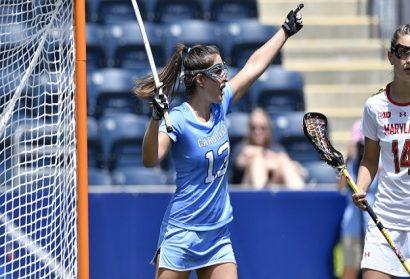 Seven UNC Women's Lacrosse Players Selected as Preseason All-Americans