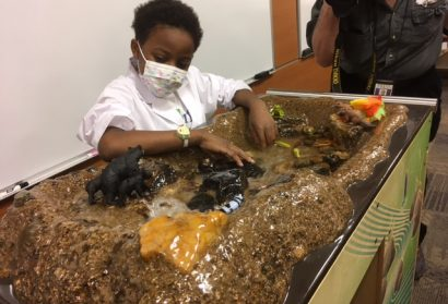 Hippoie Creek Helps UNC Children's Patients Play, Learn