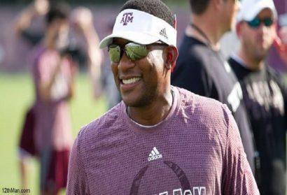 UNC Hires Texas A&M's Terry Joseph as Defensive Backs Coach