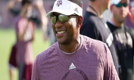 UNC Hires Texas A&M's Terry Joseph as Defensive Backs Coach
