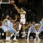 No. 9 Tar Heels Withstand Bowman's Big Day, Knock Off Boston College on the Road