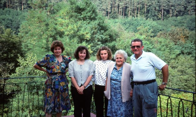 Humans of Chapelboro: Rediscovering long-lost family