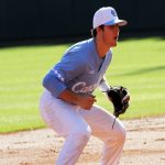 Datres Drives in Four Runs, Leads UNC to Series-Clinching Win vs. Radford