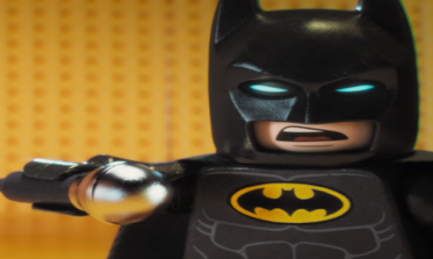 Essentials: The LEGO Batman Movie