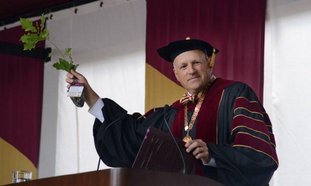 Elon University President to Step Down