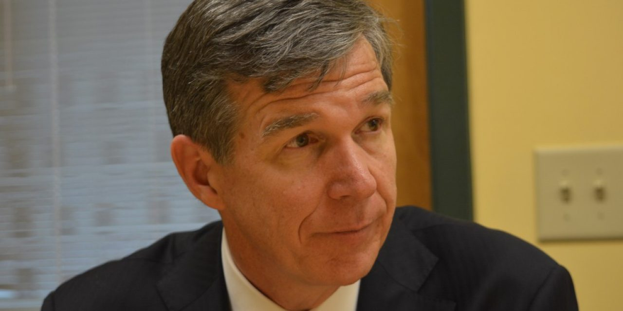 North Carolina Governor Signs Order on Firearm Safety