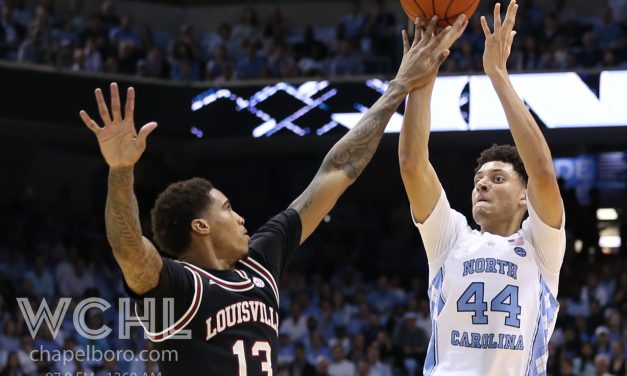 Justin Jackson Named ACC Player of the Week