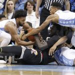 UNC Jumps Three Spots to No. 5 in AP Men's Basketball Top 25