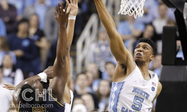 Tony Bradley Chosen at No. 28 by Utah Jazz