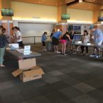 UNC Students, Organizations Help with Hurricane Matthew Relief