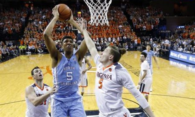 Chansky's Notebook: Carolina Out-Quicked By UVa