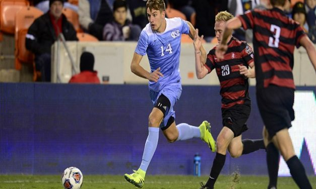 ACC Names Five UNC Men's Soccer Players to All-Academic Roster