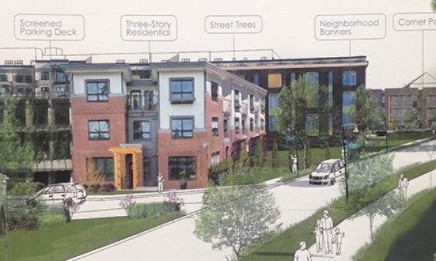 Architectural Firm Presents Plans for Rosemary Street in Chapel Hill