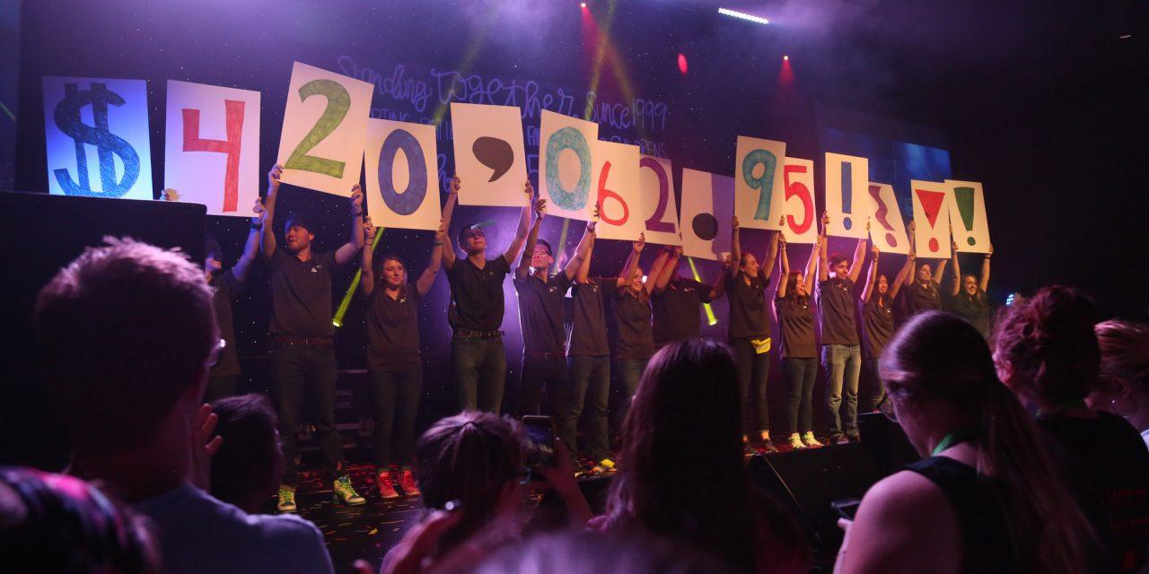 UNC Non-Profit Raises Over $400,000 For the Kids