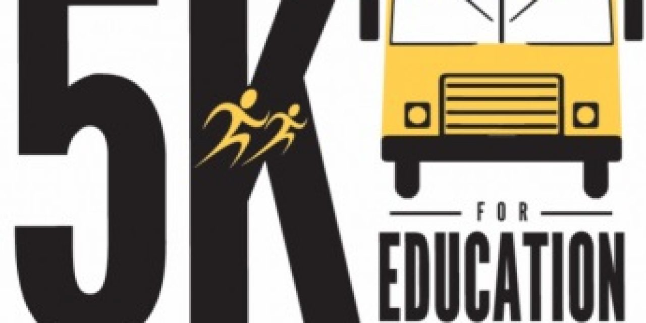 """5K For Education"" This Saturday Will Support CHCCS"