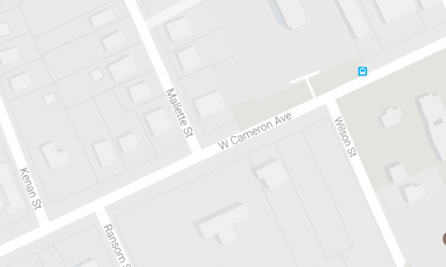 Cameron Avenue Reopened After Crash