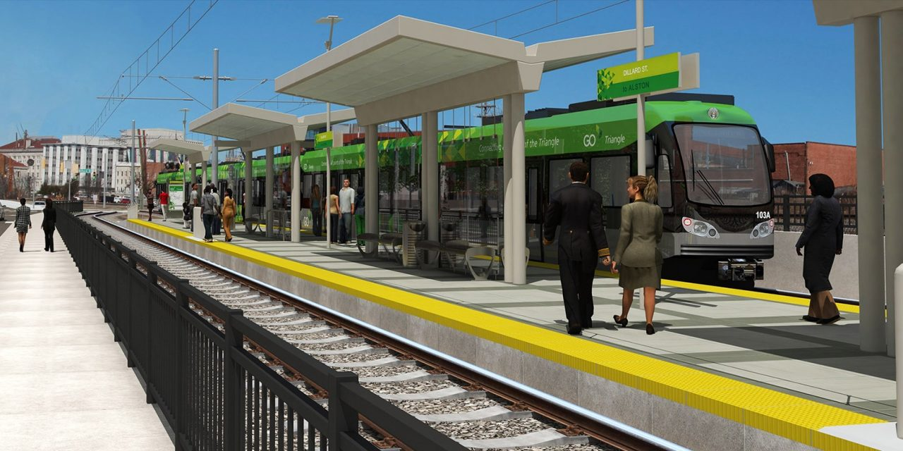 Orange County Board of Commissioners Hold Public Meeting on Durham-Orange Light Rail